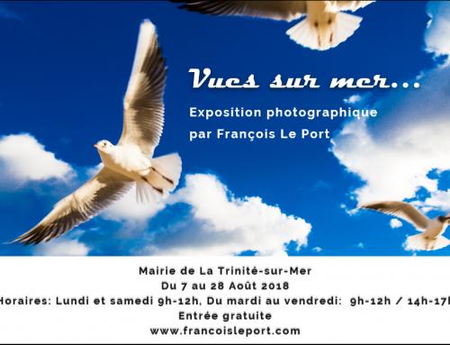 Exposition «Vues sur mer»